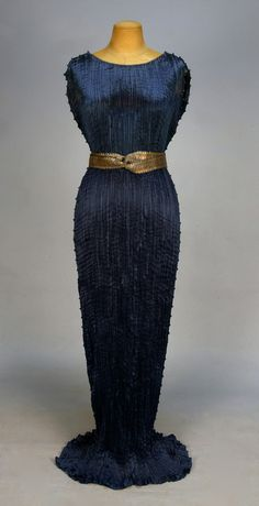 Dress  Mariano Fortuny, 1930  Whitaker Auctions