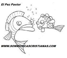 El Pez pastor | Chistes Cristianos