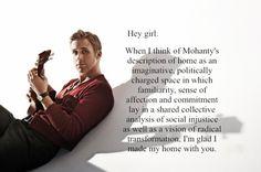 "Ryan Gosling, you had me at ""hey girl""."
