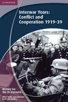 An exciting series that covers selected topics from the Higher Level options in the IB History syllabus. This coursebook covers Higher Level option 5, Topic 8, Interwar Years: Conflict and Cooperation 1919-39. ISBN: 9781139547772