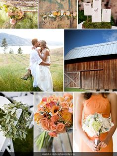 summer wedding and more wedding idea boards
