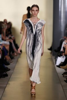 Manning Cartell cracked earth dress  $499