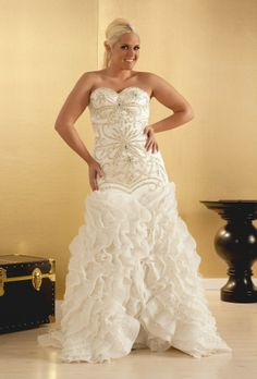 A wedding is an important milestone in the life of a person and a woman find the perfect Best Wedding Dress Cut For Plus Size can be stressful.