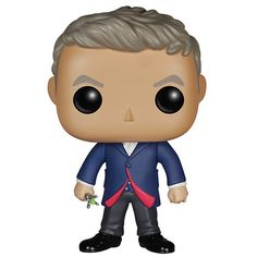 Collection Doctor Who - Funko Pop