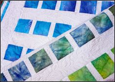Aquaquilt - Detail