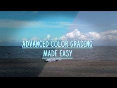Blender Tutorial: Advanced Color Grading Made Easy - YouTube