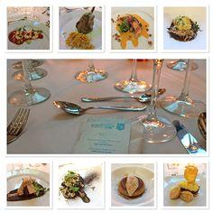 Cena de gala Convite ExpoGourmet Campeche 2016, México, Restaurant La Pigua
