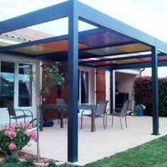 pergola bioclimatique solisysteme veranda pinterest pergolas