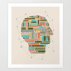 bookhead art