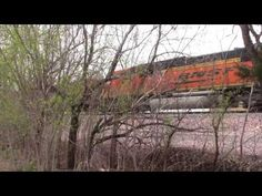 BNSF & Union Pacific trains from Kearney to Grand Island,NE on March 12 ...