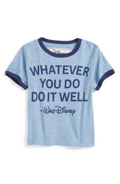 Peek 'Do It Well' Graphic T-Shirt (Little Boys & Big Boys) available at #Nordstrom