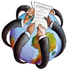 Global competition  If a company situated in high cost country is to win a contract where global competition is applied, outsourcing basics tasks to a low cost county is a necessity to reduce costs.