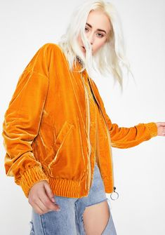 Velvet Zip Up Jacket | Dolls Kill