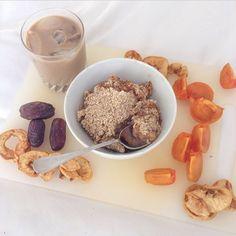 Breakfast beauty by @lolacooks includes Califia Iced Coffee. #califiafarms #fangram #coldbrewcrew #drinkremarkably
