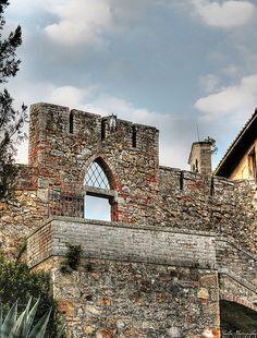 Toscana Castello del Belagaio #TuscanyAgriturismoGiratola