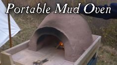 In this video we experiment with a portable earthen oven. Make sure to check out our website at http://www.jas-townsend.com and our 18th century cooking blog...