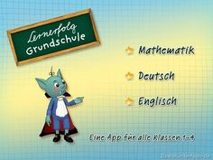 Lernerfolg Grundschule App Schulversion Lehrer Schüler (9)