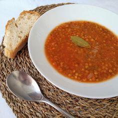 Φακές σούπα | Cookos #lentilsoup #lentil #soups #traditionalfood #greekcuisine #greekfood #food #recipes #foodporn Lentil Soup, Lentils, Cooking, Ethnic Recipes, Food, Kitchen, Lenses, Essen, Meals