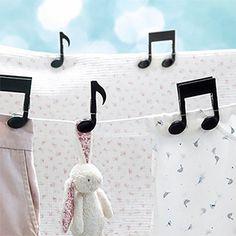 Musiclips - Multi-purpose pegs
