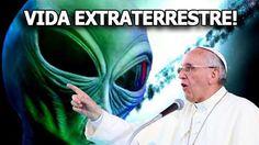 PAPA FRANCISCO e Revelação Extraterrestre em 2015!