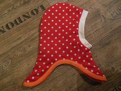 Kindermode - Schnittmuster Schlupfmütze - Kindermütze Ebook - - ein Designerstück von Hemakenipa2 bei DaWanda