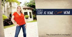 Looking for Stay At Home Moms!