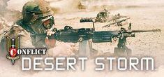 Conflict Desert Storm II Free Download