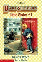 Karen's Witch (Baby-Sitters Little Sister, #1)