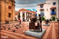 Cartagena é um dos destinos mais concorridos e belos da Colômbia: http://abr.ai/1iRJDlT pic.twitter.com/LANsIPiLiI