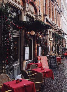 Bruges restaurant. Belgium ❤️