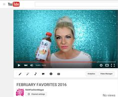 February Favorites live on the channel now!! Hope you enjoy what we've been obsessing over this month and don't forget to subscribe!!!https://www.youtube.com/user/kelly28utube #raw #rawfashion #rawfashionmagaz #rawfashionmagazine #beauty #beautyqueen #februaryfavorites #fragrance #fashionbrand #clothing #style #glamour #sparkle #glamvids 