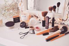 Natural Make Up - What I Use