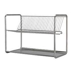 Ordning Dish Drainer, from Ikea, $30.00 yes, it's a dish drainer and it's on my wishlist.