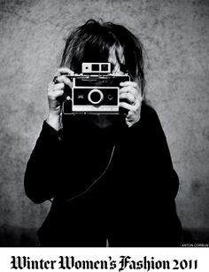 One thing I miss about photog class - old cameras!