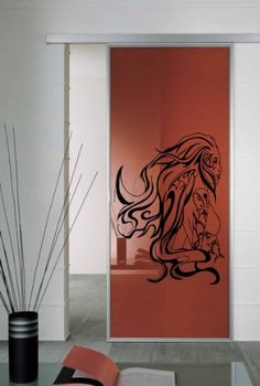 Housewares Vinyl Decal Warrior Amazonian Girl Home Wall Art Decor Removable Stylish Sticker Mural Unique Design for Any Room Decal House http://www.amazon.com/dp/B00D44N48O/ref=cm_sw_r_pi_dp_ym-Ttb09B4M53NB9