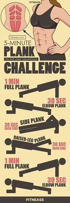 minuten workout bauch beine po Belly Fat Workout - No-Movement Plank Workout For Abs Chest Butt And Ba. - Belly Fat Workout – No-Movement Plank Workout For Abs Chest Butt And Back - Fitness Workouts, Fitness Motivation, Workout Abs, Back Fat Workout, 10 Minute Ab Workout, 5 Min Plank Workout, Exercise For Back Pain, Workouts For Abs, 6 Pack Workout