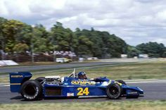 Hesketh Ford 308E - #24 Divina Galica GP Argentina 1978