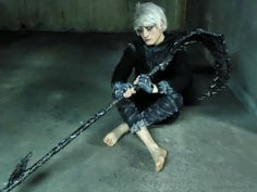 Cosplay Dark Evil Jack Frost by *CosplayQuest on deviantART