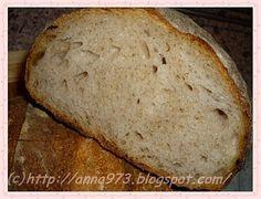 Французский хлеб - Pain au Levain | Выпечка хлеба и не только...Рейнхарт предлагает несколько методов выпечки этого хлеба, с добавлением дрожжей и просто на закваске, можно выпекать хлеб в день замеса теста или же убрать готовое тесто в холодильник и выпекать хлеб в течении 4-х дней.