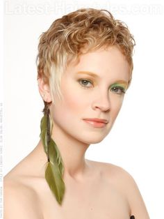 trendy styles for hair hair curls and pixie on 5209