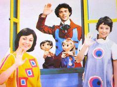 Passe-Partout, sans contredit l'émission qui a le plus marqué ma jeunesse.