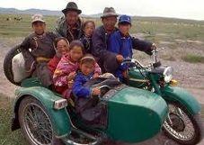 Transportation in Mongolia.