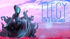 Elegy for a Dead World -- A Game About Writing -  Writing can feel like a chore in school when it's only ever going to be read by a teacher and maybe a classmate. Elegy for a Dead World gives kids an audience and an absorbing premise: the player visits alien planets (each inspired by a Romantic poet) with long lost civilizations and must act as the storyteller of that world, drafting poetry and prose that brings to light possible pasts. This writing can then be shared with others.