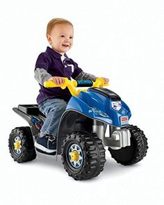 e4c01ae39 Fisher-Price Power Wheels Batman Lil  Quad Batman Toys For Kids