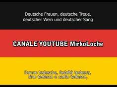 Inno nazionale Germania - Deutschland National Anthem traduzione/sottoti...