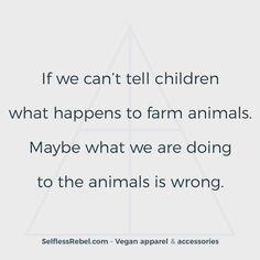 Vegan & Animal Rights Quotes Vegetarian Quotes, Vegan Quotes, Going Vegetarian, Going Vegan, Vegan Vegetarian, Vegan Facts, Vegan Memes, Animal Rights Quotes, Why Vegan