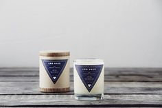 Log Haus Candle