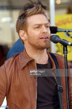 Bryan Adams during Bryan Adams Performs on 'The Today Show' Summer Concert Series - May 24, 2002 at NBC Studios in New York City, New York, United States.