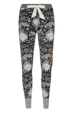 Harry Potter Marauders Map PJ Legging