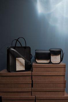 Klassiska väskföretaget i samarbete med möbelformgivaren Emma Olbers | ELLE Decoration